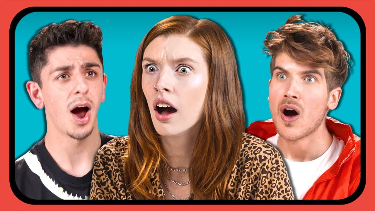 Trend : YouTubers React To 10 Viral Videos From 10 Years